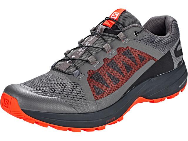 quality design c41be 85b9d Salomon XA Elevate Shoes Men magnet/black/cherry tomato